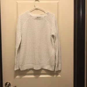 Natural reflections knit sweater!